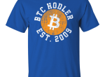 #1 Bitcoin T-shirt store on th ...